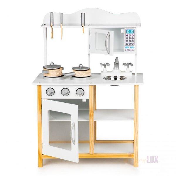 Zabawkowa Drewniana Kuchnia Dla Dzieci Furnilux Pl Sklep Internetowy Furnilux