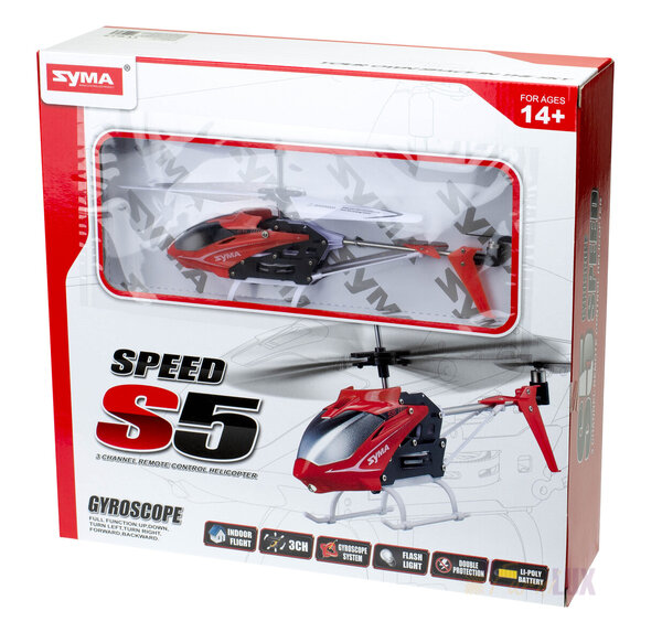 Helikopter SYMA S5 3CH