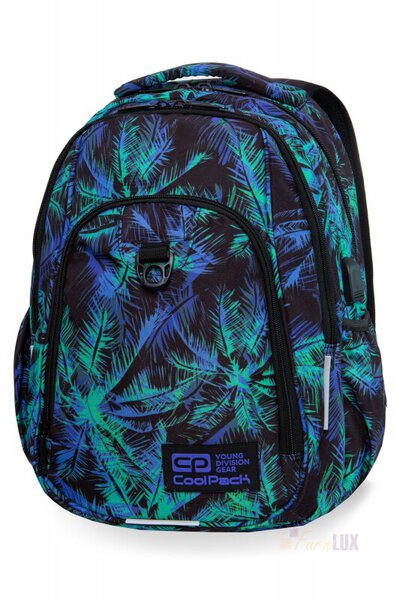 PLECAK COOLPACK CP PALMY PALMS TANGLE STRIKE 27L 2019